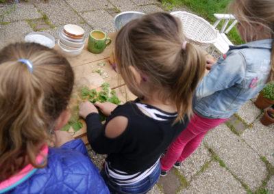 Roserijn Wilpluk soep salade speurtocht