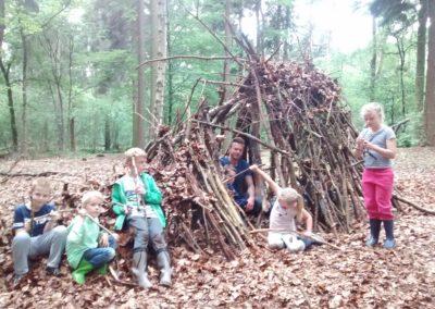 Roserijn_ shelter bouwen